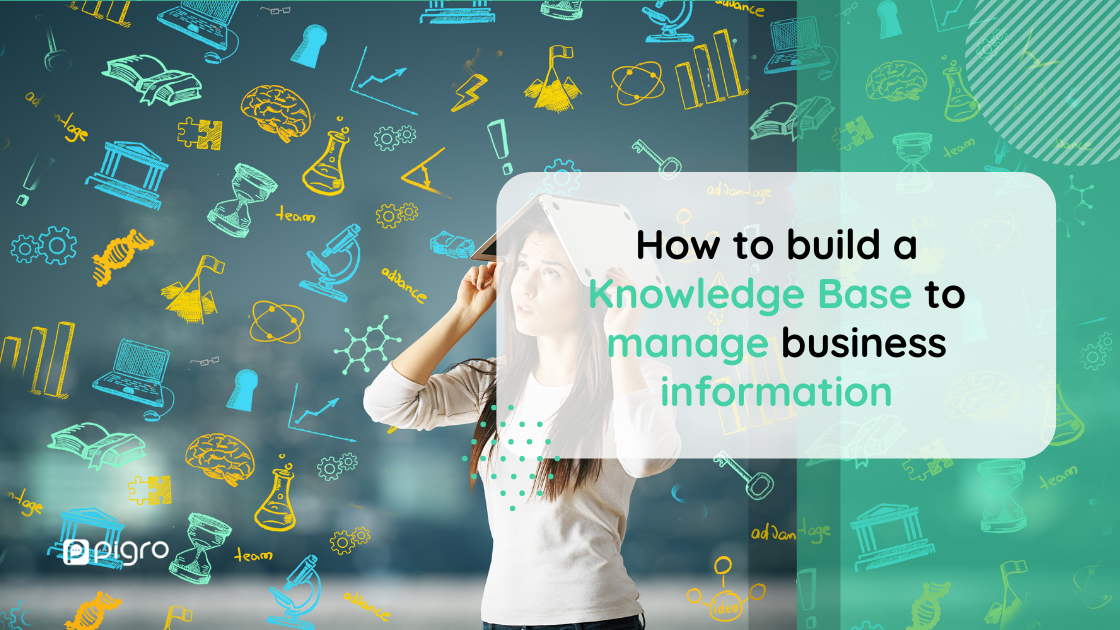 How to build a Knowledge Base to manage business information